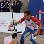 Владимир Медянцев (Пенза) - победный финиш на Всемирных кадетских Играх Эквадор-2014