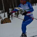 ESOC-2014, Тюмень, спринт, Эдуард Хренников