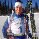 Андрей Ламов (Вологодская область)- обладатель Кубка Мира по спортивному ориентированию на лыжах сезона 2013-2014